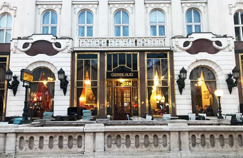 Gerbeaud Café, qué ver en Budapest