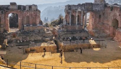 Taormina Sicilia en una semana