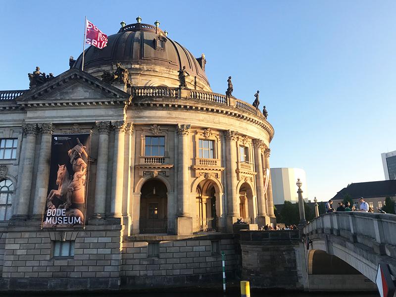 Bode Museum, Berlín.