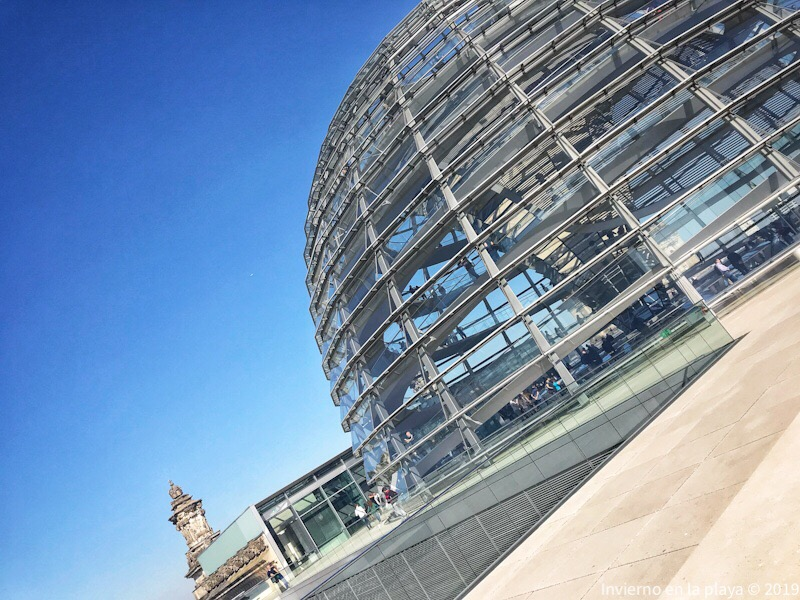 La cúpula de Reichstag