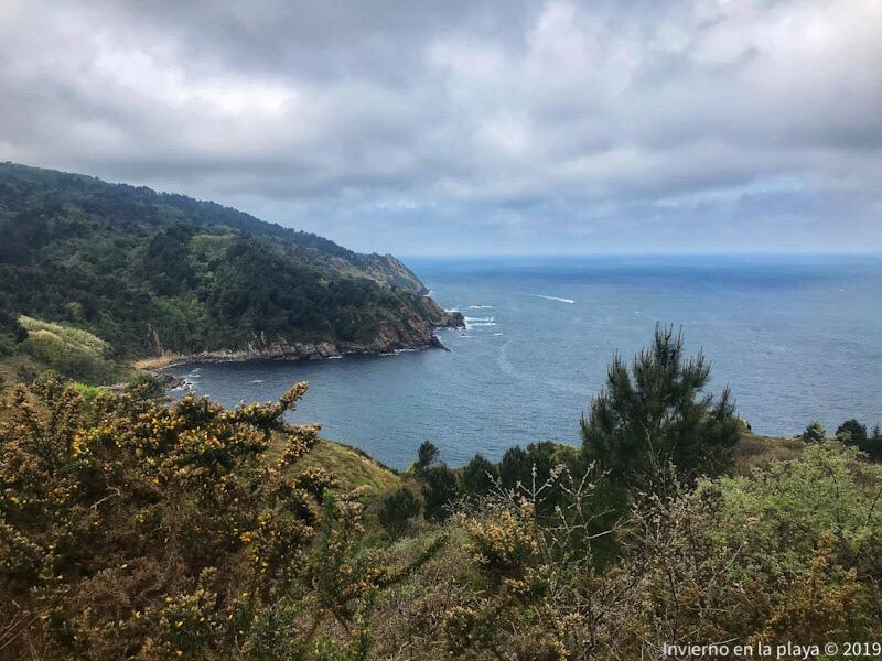 Ruta Talaia de Donosti a San Pedro