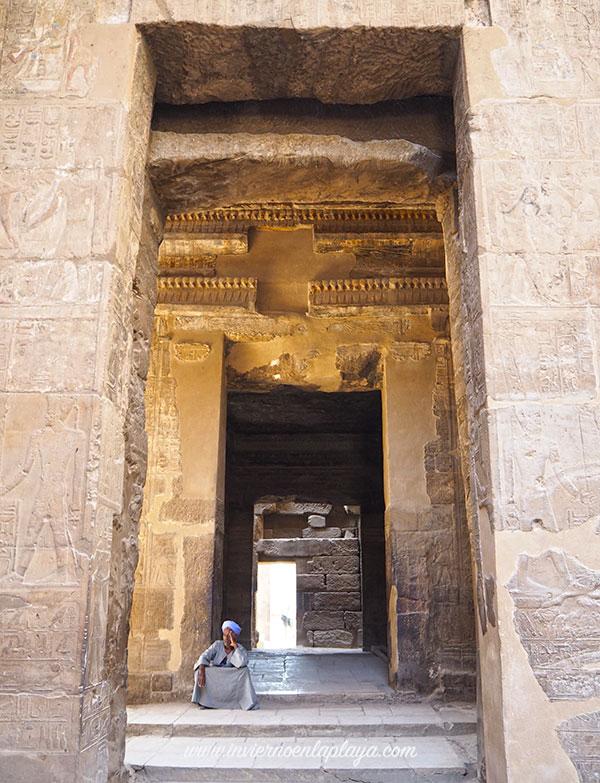 Luxor. Primera parada de nuestra semana en Egipto.