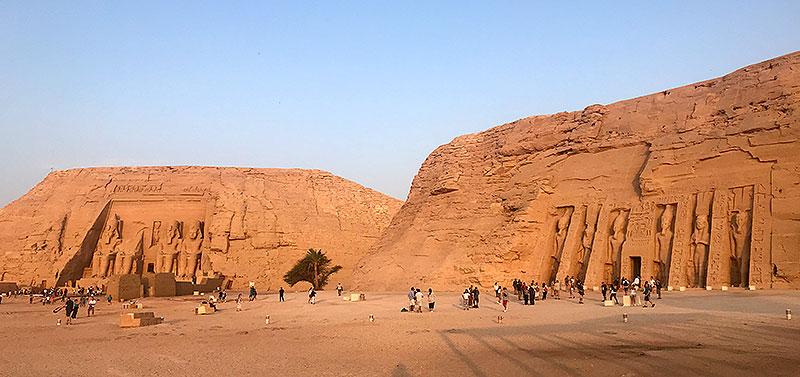 Historia de Abu Simbel