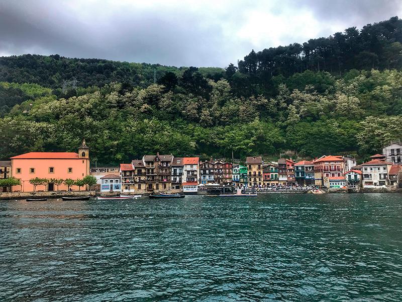 Bahía de Pasaia