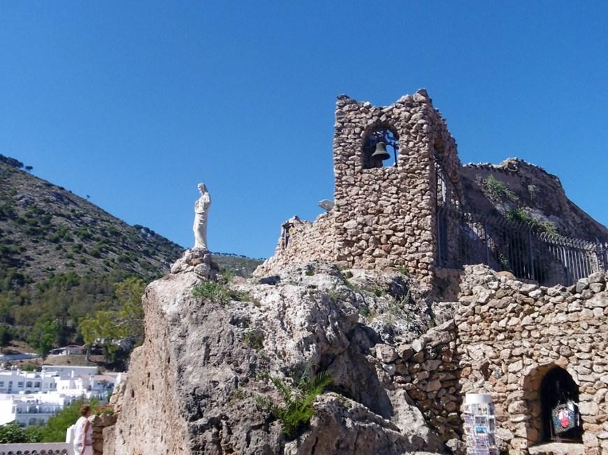 Mijas, Virgen de la peña