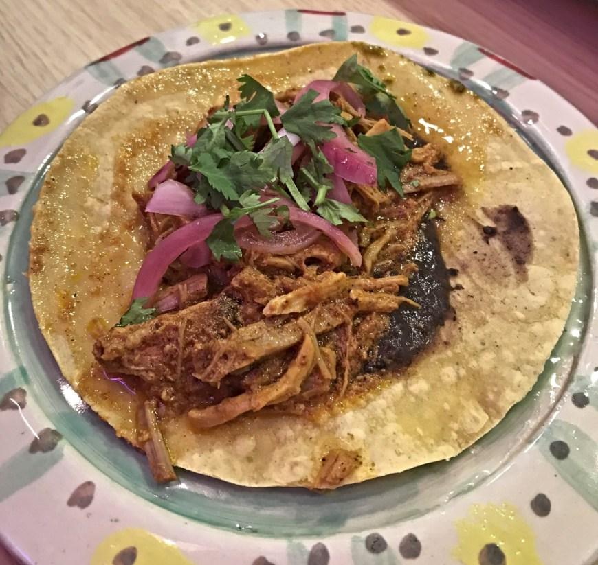 Taquería Santo Remedio, comida mexicana en Donosti