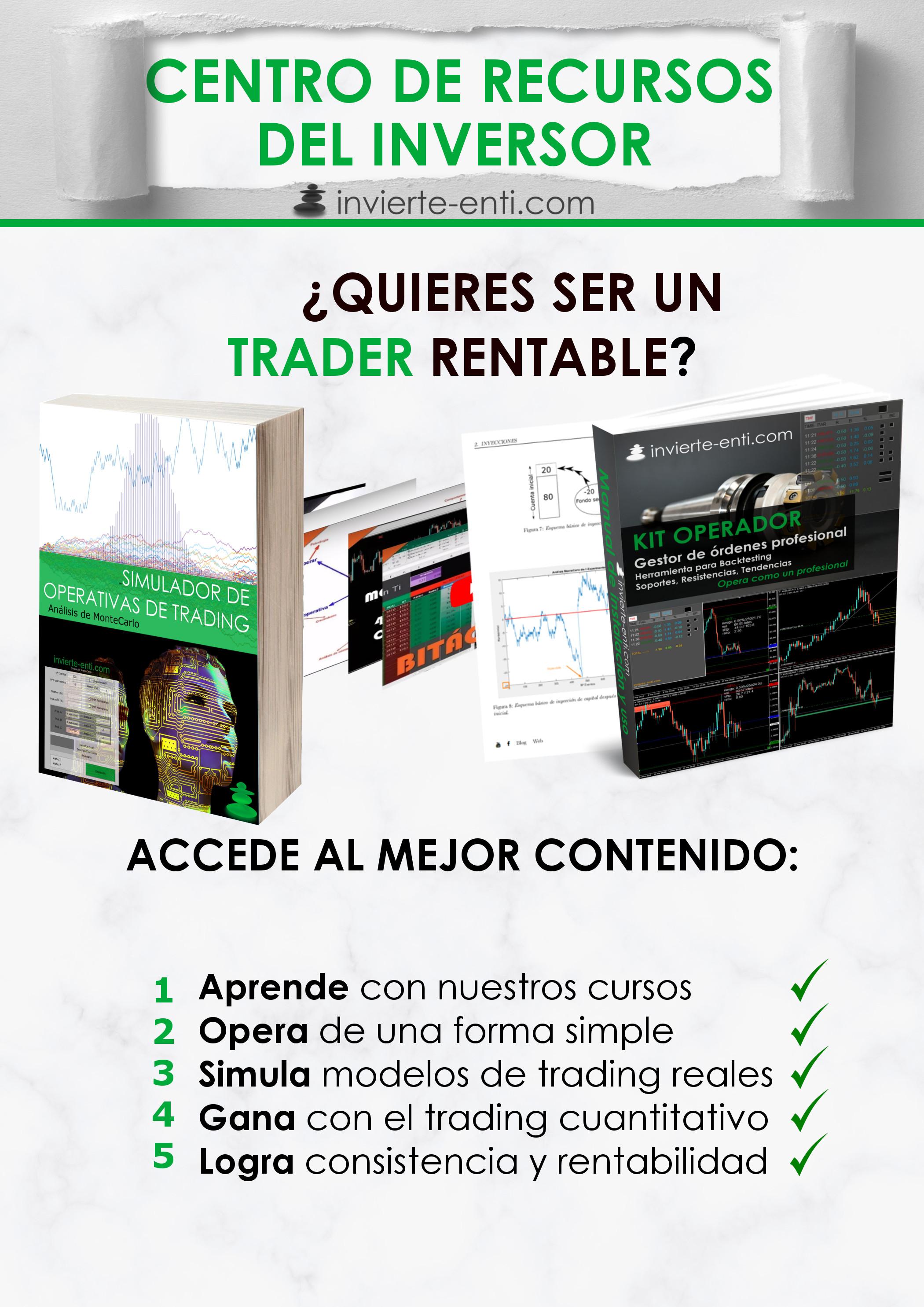 Centro de recursos del Inversor invierte en ti