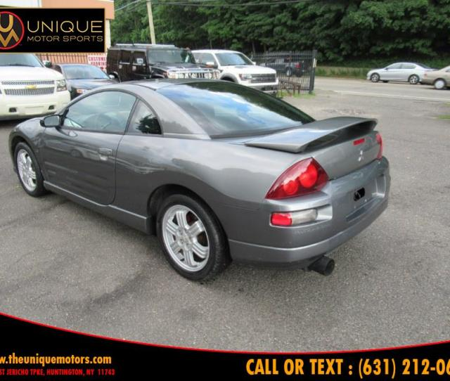 2002 Mitsubishi Eclipse 3dr Cpe Gt 3 0l Manual W Prem Pkg Available For