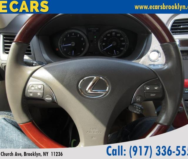 2012 Lexus Es 350 4dr Sdn Available For Sale In Brooklyn New York