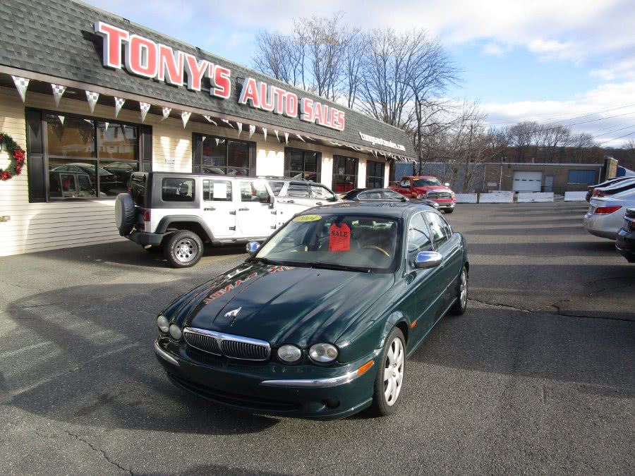 Jaguar X Type Waterbury Norwich Middletown New Haven Ct