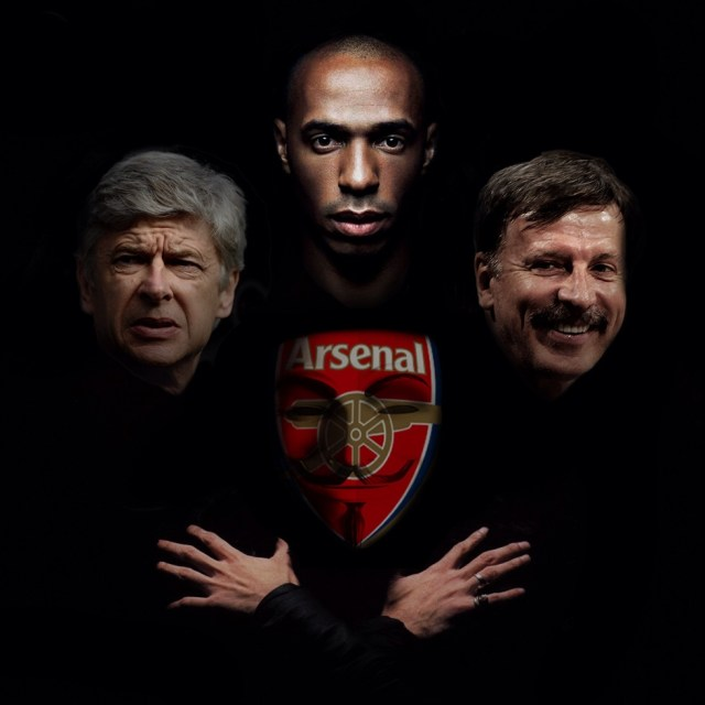 Arsenal Rhapsody