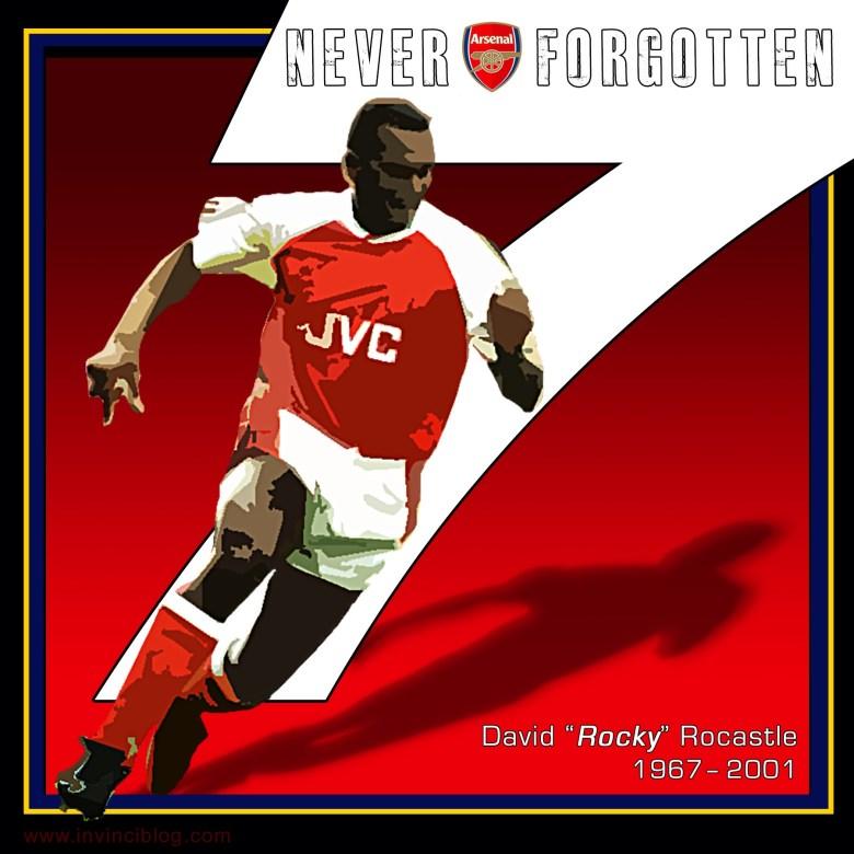 Rocky Rocastle - Never Forgotten