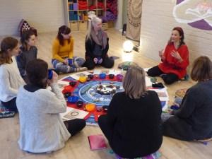 meditation & art workshop, Edinburgh