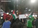 """Supporting a """"Free Palestine"""" - @AussieActivist"""