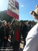 Anonymous March Against Monsanto, Sydney - @AussieActivist