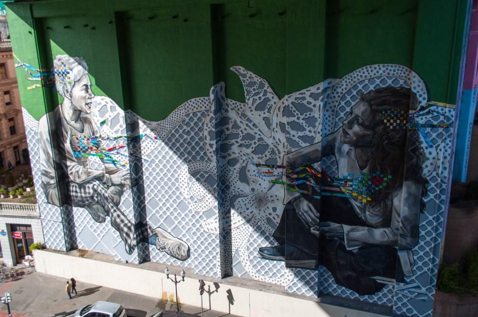 Bilbao Street Art