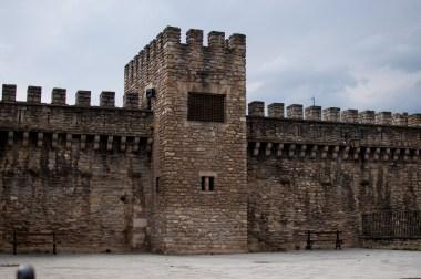 historic city wall / muralla historica de la ciudad