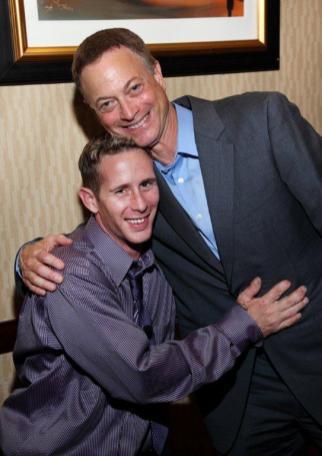 Gary and Bryan
