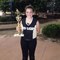 Madi, 2015 softball champs