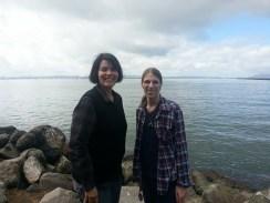 Felicia and Andrew Berkeley Marina Sept 2014