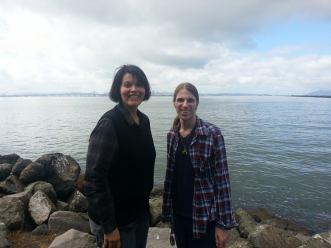 Felicia and Andrew - Berkeley Marina - Sept 25 2014