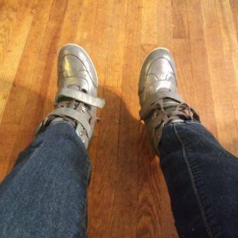 Brain Fog, shoes on wrong feet