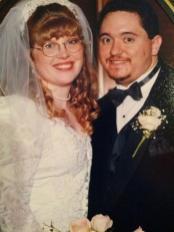 Eric _ Lori Wedding 1998