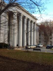 Rayburn office view