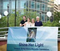 Shine Her Light 2017 Sam, Elizabeth, Diane _ Dan