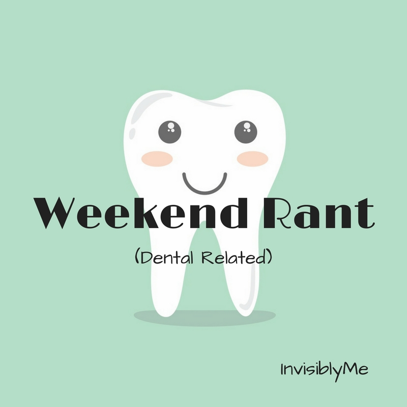 A Weekend Rant