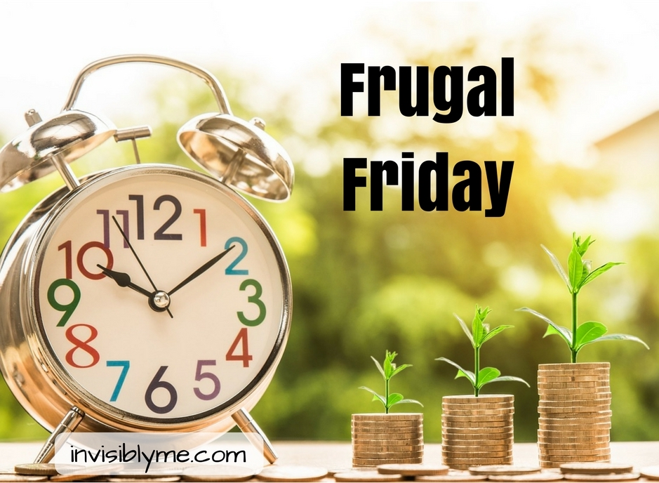 Frugal Friday [ 26/04/2019 ]