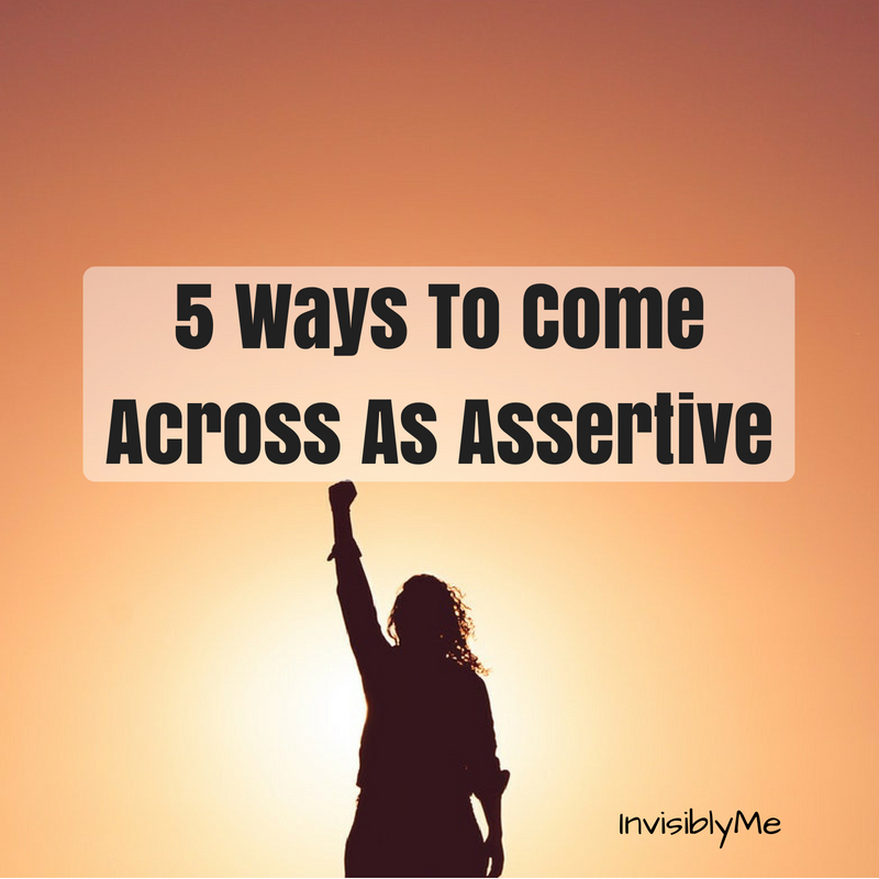 5 Ways To Come Across As Assertive (And Rock Your Medical Appointments)