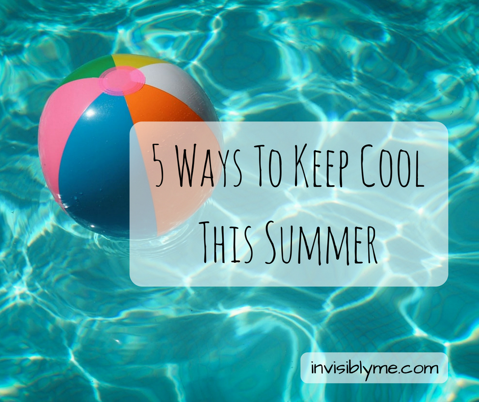 5 Products To Keep You Cool This Summer