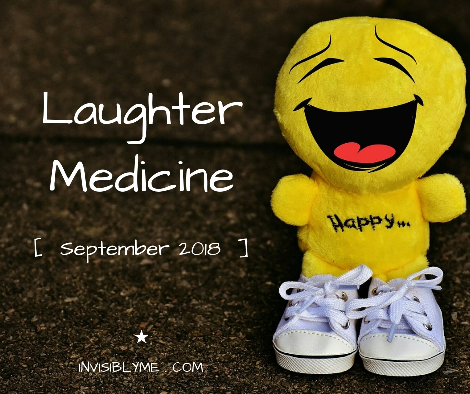 Your Laughter Prescription [ September 2018 ]