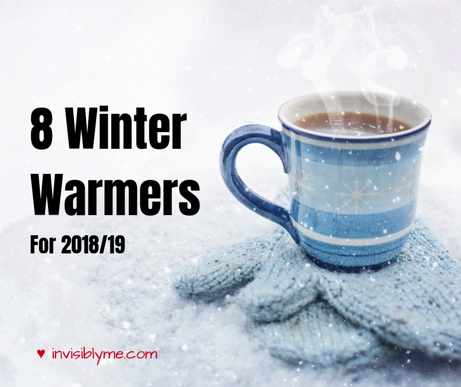 8 Winter Warmers For 2018-19
