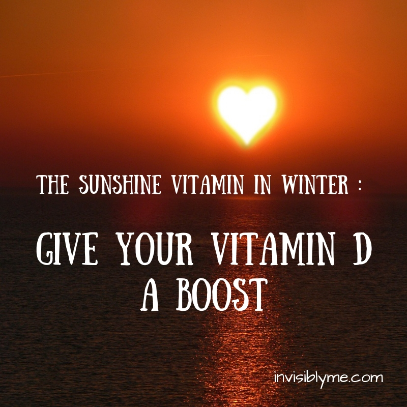 Give Your Vit D Levels A Boost This Winter