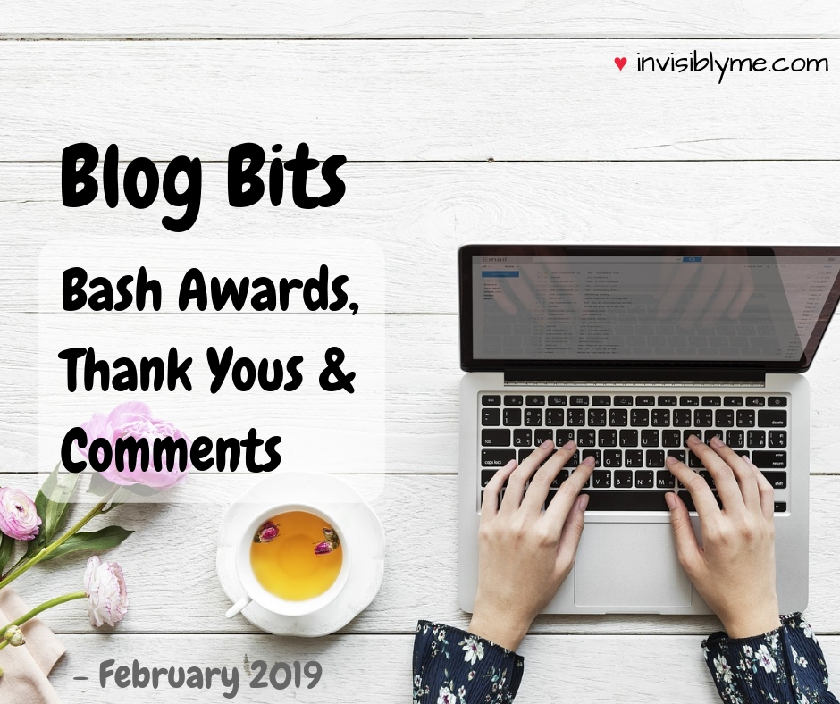 Blog Bits : Host Providers, Comments & Bash Awards