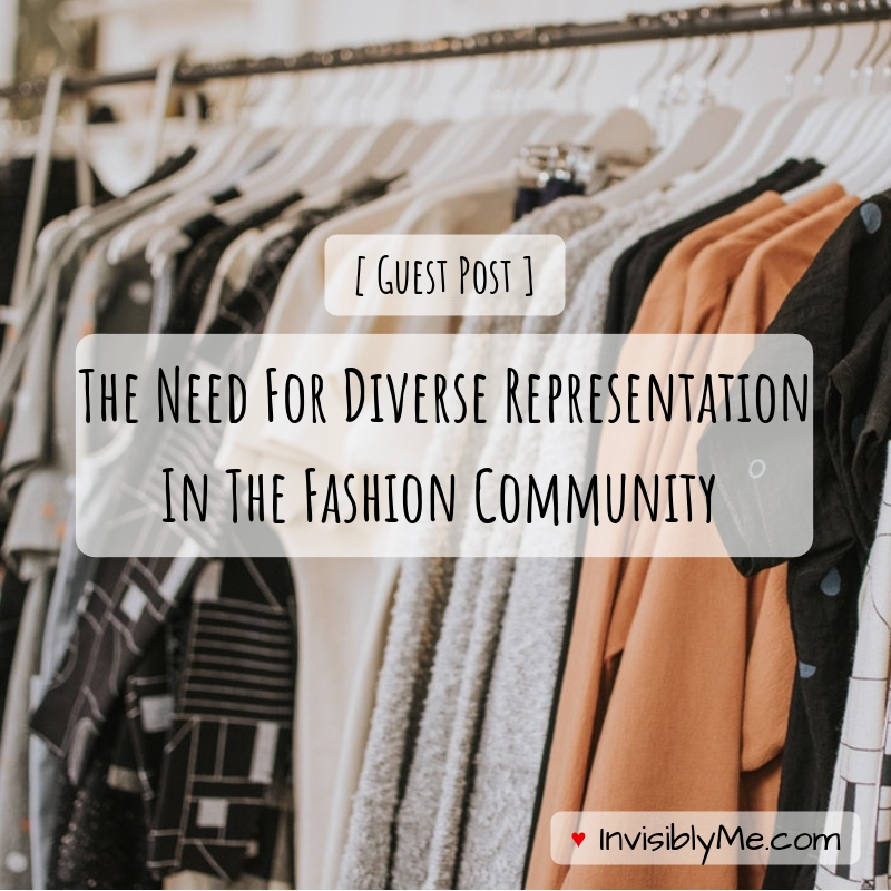 The Need For Diverse Representation In The Fashion Community