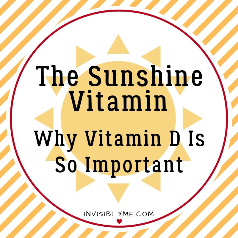 The Sunshine Vitamin – Why Vit D Is So Important
