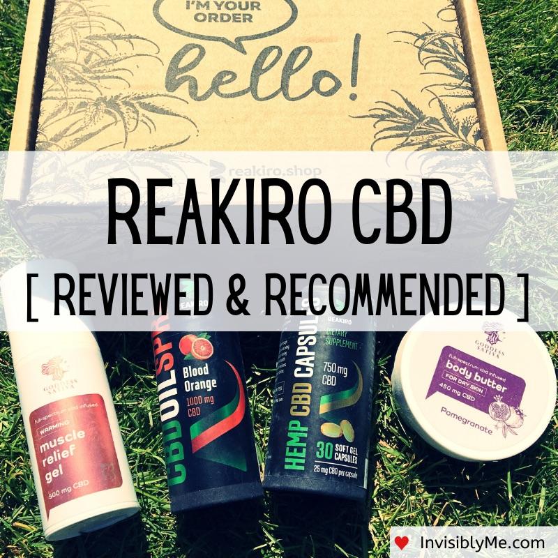 Reakiro CBD [Review]
