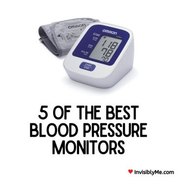 "An Omron blood pressure monitor above, and the post title below : ""5 of the best blood pressure monitors""."