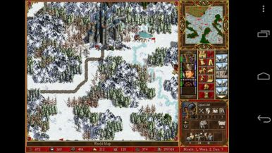 Heroes Of Might And Magic III (Android) - 01