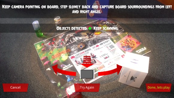 Monsters Multi-Player AR (Live Game Board) - 10