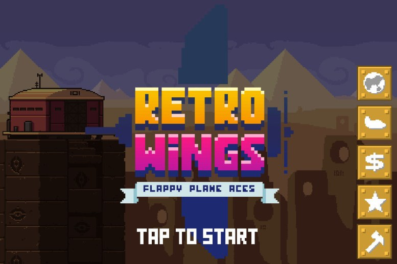 Retro Wings (Android) - 01