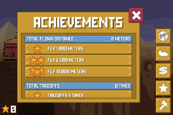 Retro Wings (Android) - 11
