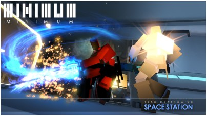 SPACE STATION_FIGHT!