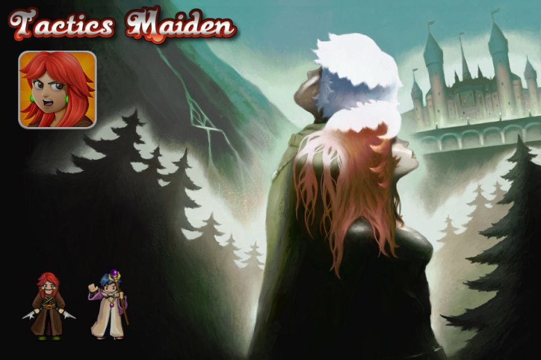 Tactics Maiden (Android) - 01
