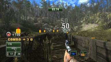 Outdoor Pistol Range
