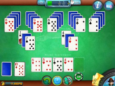 Royal Flush Solitaire (iOS & Android) - 04