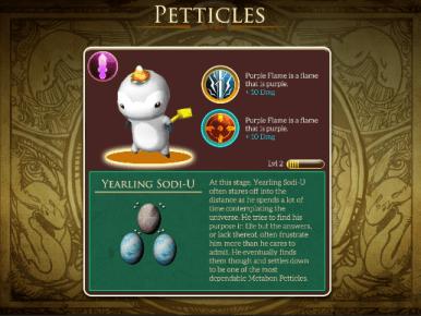 Screen Shot - Petticle Info